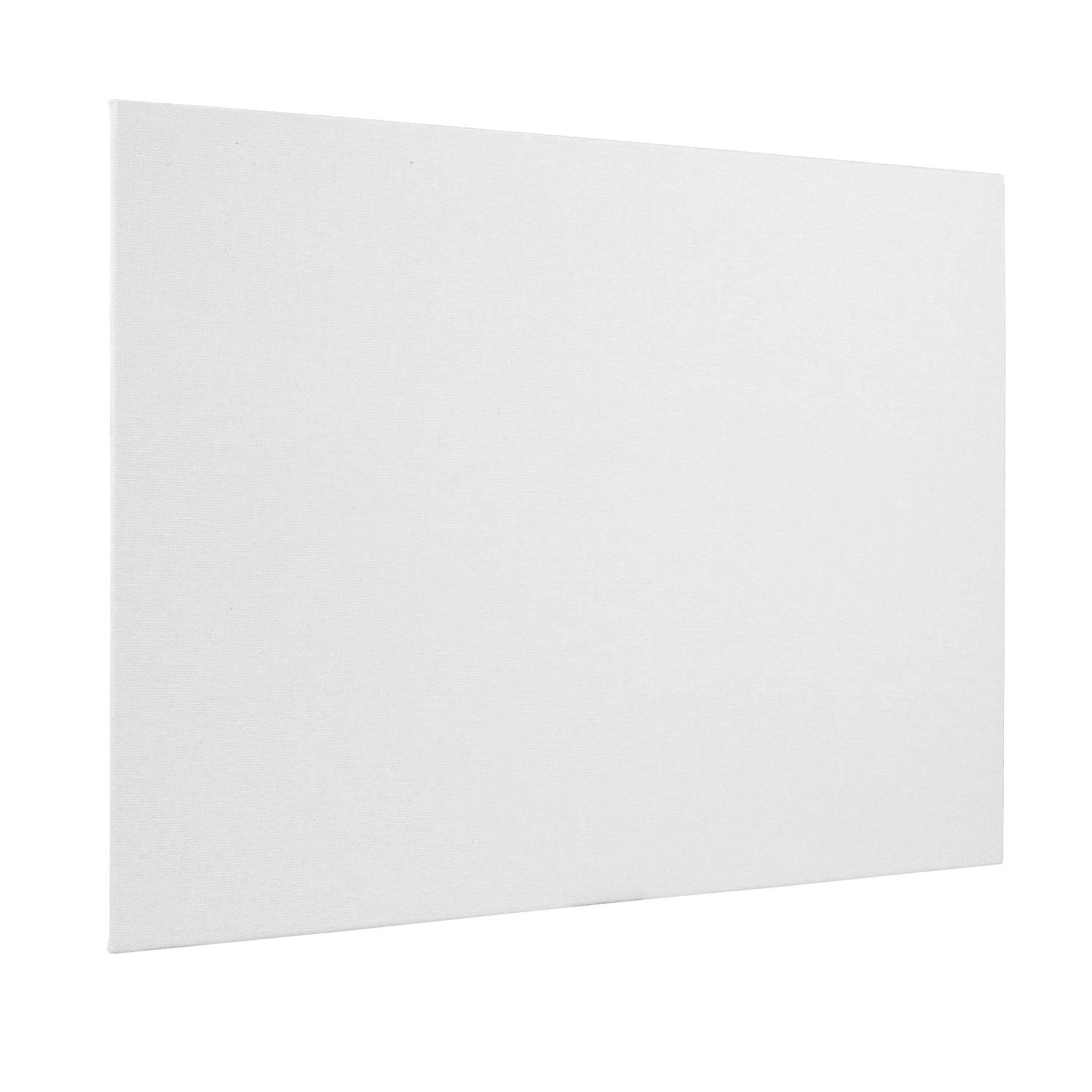 US Art Supply 11 X 14 inch Professional Artist Quality Acid Free Canvas Panels 48-Pack (4 Full Cases of 12 Single Canvas Panels) by US Art Supply (Image #2)