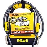 OnGuard Pitbull Mini DT 8008 U-Lock with 1.2m Cable