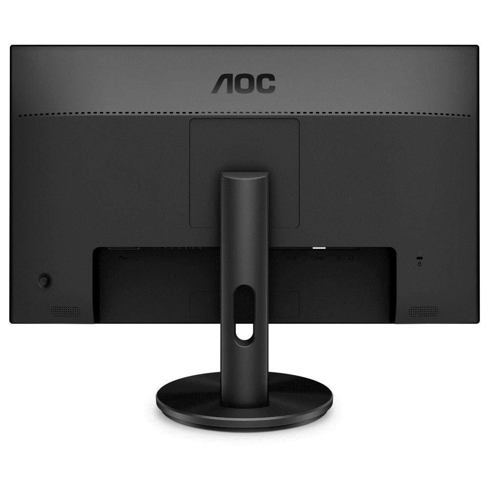 AOC G2590FX 25'' Framless Gaming Monitor, FHD 1920x1080, 1ms, 144Hz, G-SYNC Compatible+AdaptiveSync, 96% sRGB, DisplayPort/HDMI/VGA, VESA, 25 inch, Black / Red by AOC (Image #6)