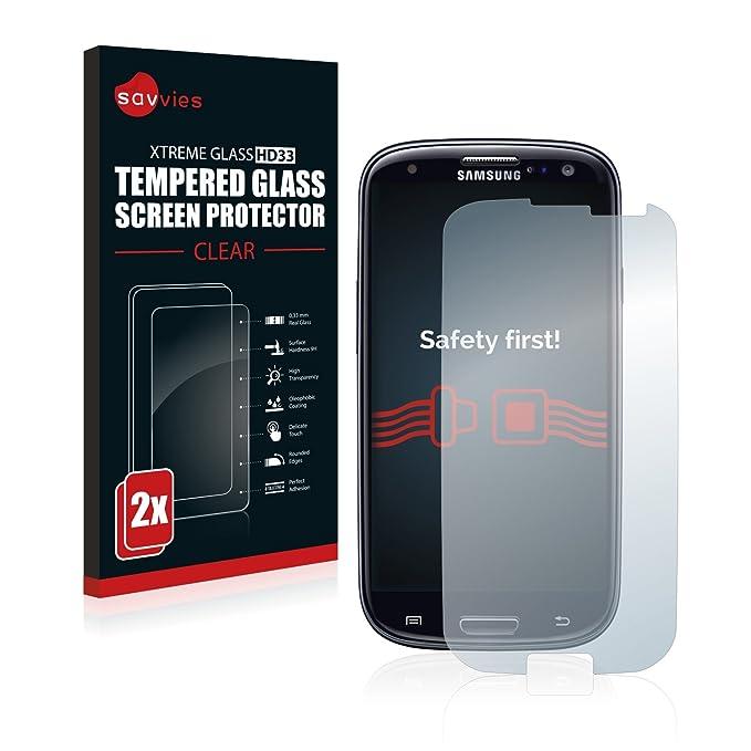 70 opinioni per Samsung Galaxy S3 Neo Pellicola Vetro Temperato [2 Pack]- Savvies Vetro
