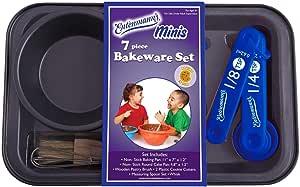 مجموعة الخبز للأطفال من انتمانز، 7 قطع