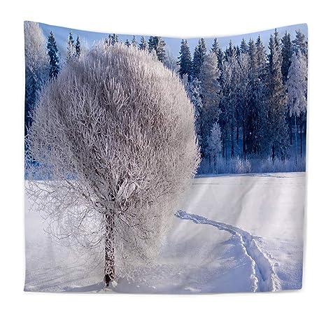 Tapiz Pared adornos árbol de la Vida Tabla cortina pared Decor Mesa sofá funda Picnic Manta