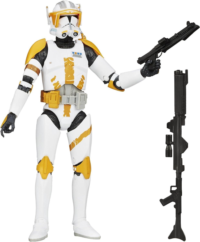 Star wars clone commander cody clone wars figurine
