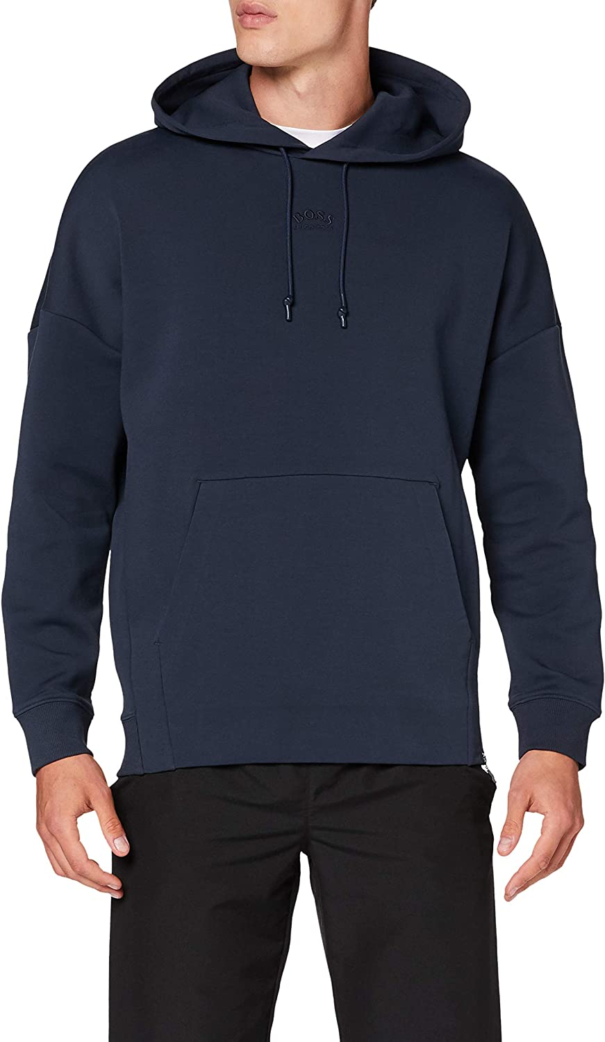 BOSS Mens Sly Hooded Sweatshirt
