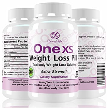 Maxi weight loss pills