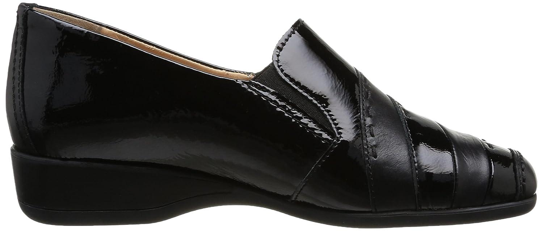 Luxat Jiorphee Damen (Noir Slipper Schwarz - Noir (Noir Damen 8) 896662
