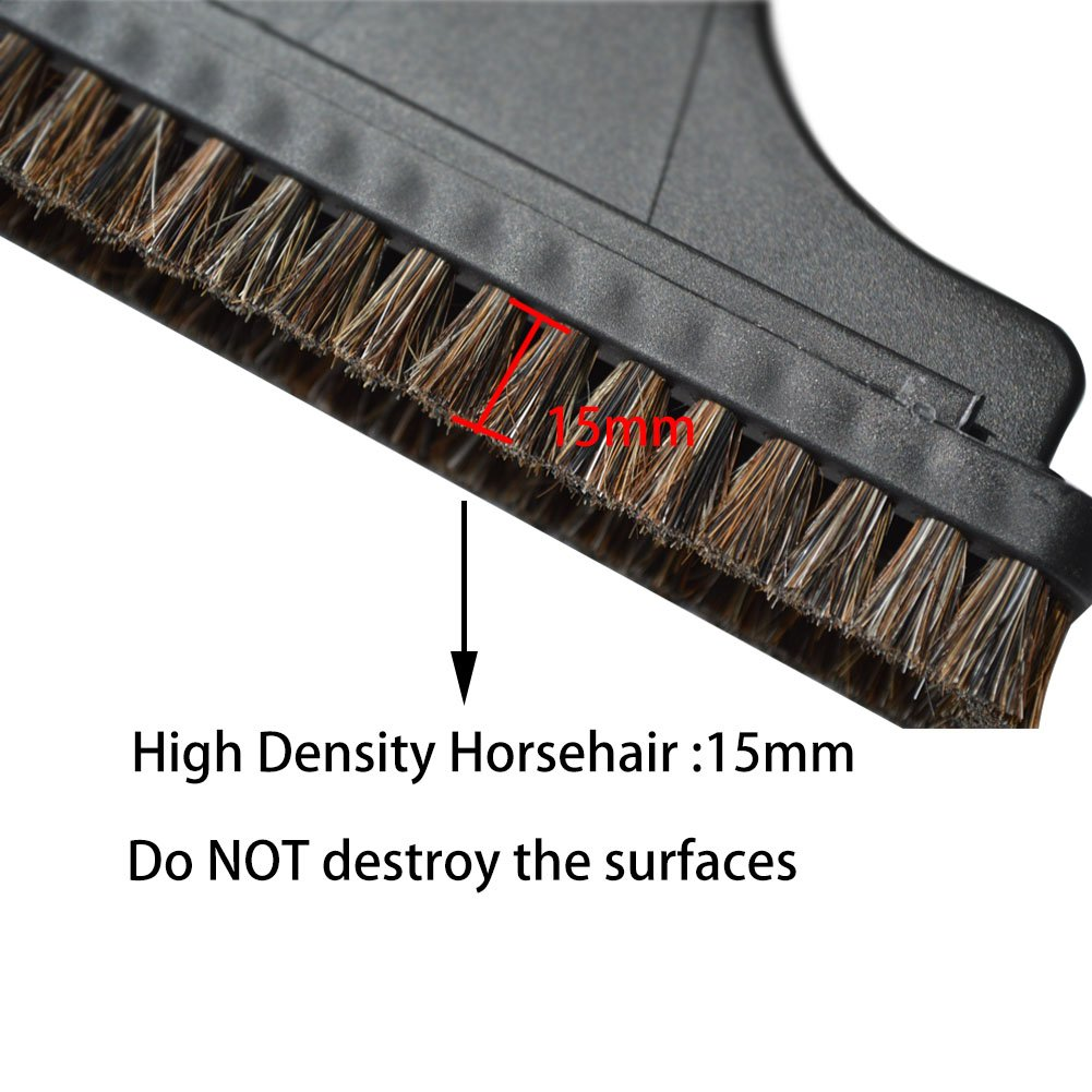 Inside Brushes Easy to Clean/&Tidy Attachments Holder Clip Brush Nozzle Hand on Wand Attachments Hook Hanger Tool Storage EZ SPARES Vacuum cleaner Floor Brush Collating Register For 1 1//4 inches 32mm