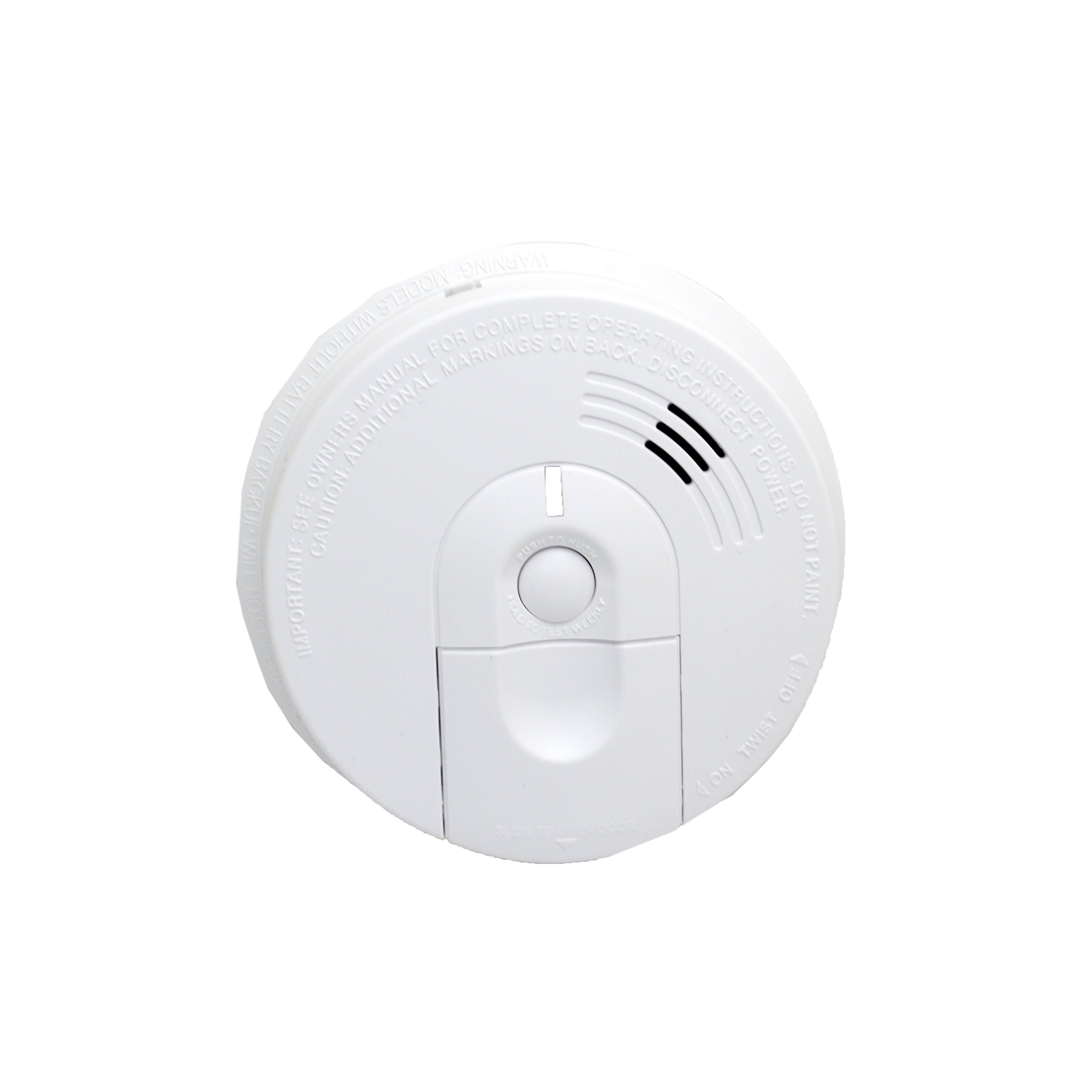 Minigadgets Hard-wired Smoke Detector with WIFI Hidden Camera & 16GB MicroSd Card Included by Mini Gadgets
