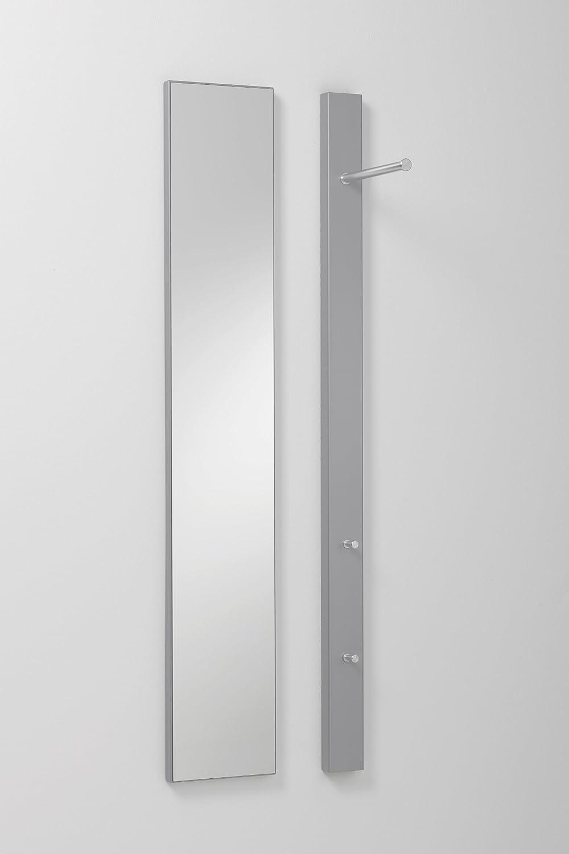 Jan Kurtz 490257 Wandspiegel Rahmen luna silber