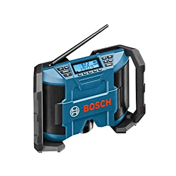 Amazon.com: Bosch Professional Gml 12V-10 - Radio sin cable ...