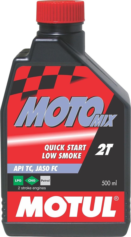 Motul Motomix 2T 2-Stroke Superior Motorcycle Oil (0 5 L)