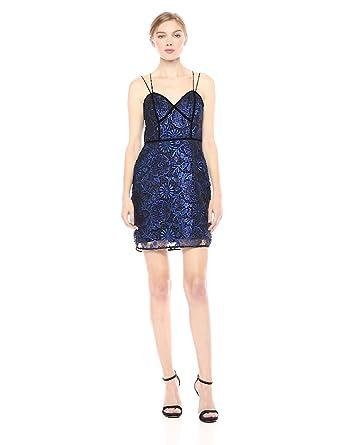 bb89fb32d6 GUESS Women s Sleeveless Adina Dress at Amazon Women s Clothing store
