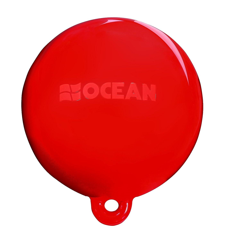 9 x 8 Ocean Fenders Inflatable Water Ski Marking Buoy Red 9 x 8 Lalizas 72450