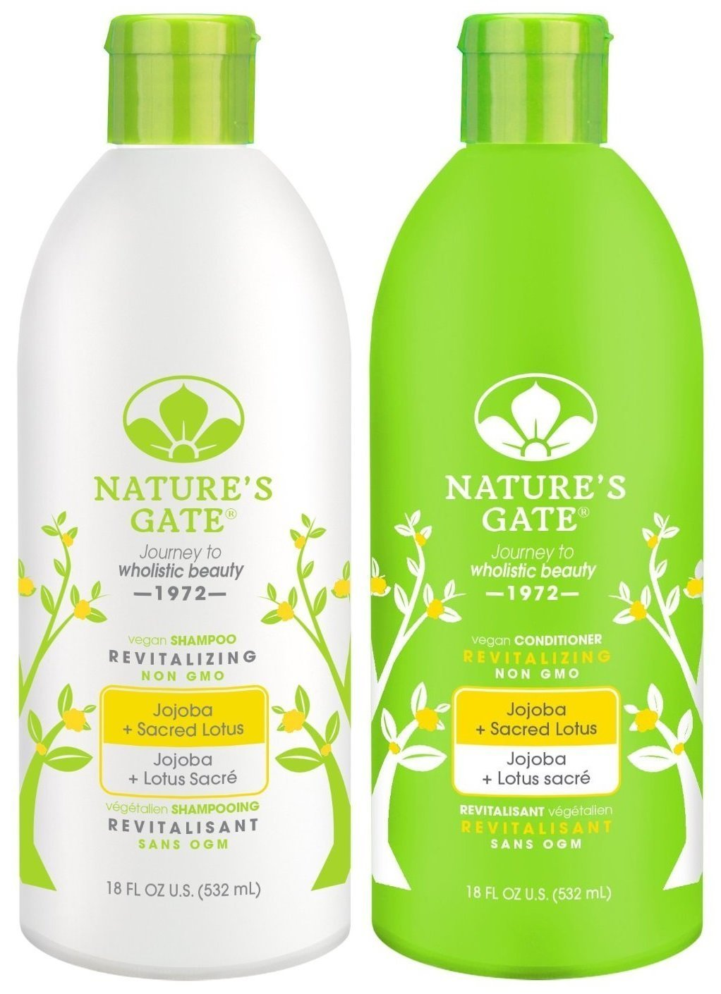 Nature S Gate Hemp Shampoo Conditioner Body Wash And Lotion