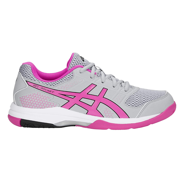 Asics Gel Rocket 8 Mujer Zapatos de Voleibol para Mujer B756Y