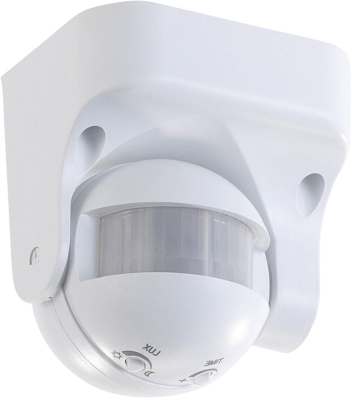Stand Alone d/'extérieur IP44 180 degré de sécurité PIR mouvement capteur mouvement détecteur