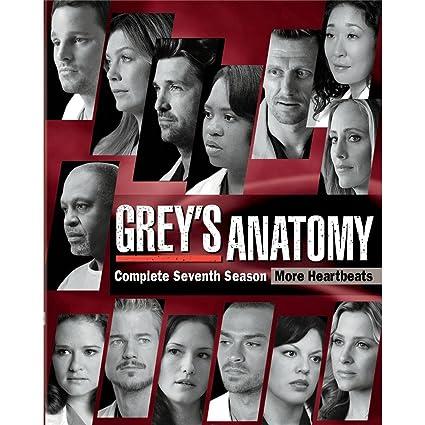 Amazon.com: Greys Anatomy Season 10 (14inch x 18inch / 35cm x 44cm ...