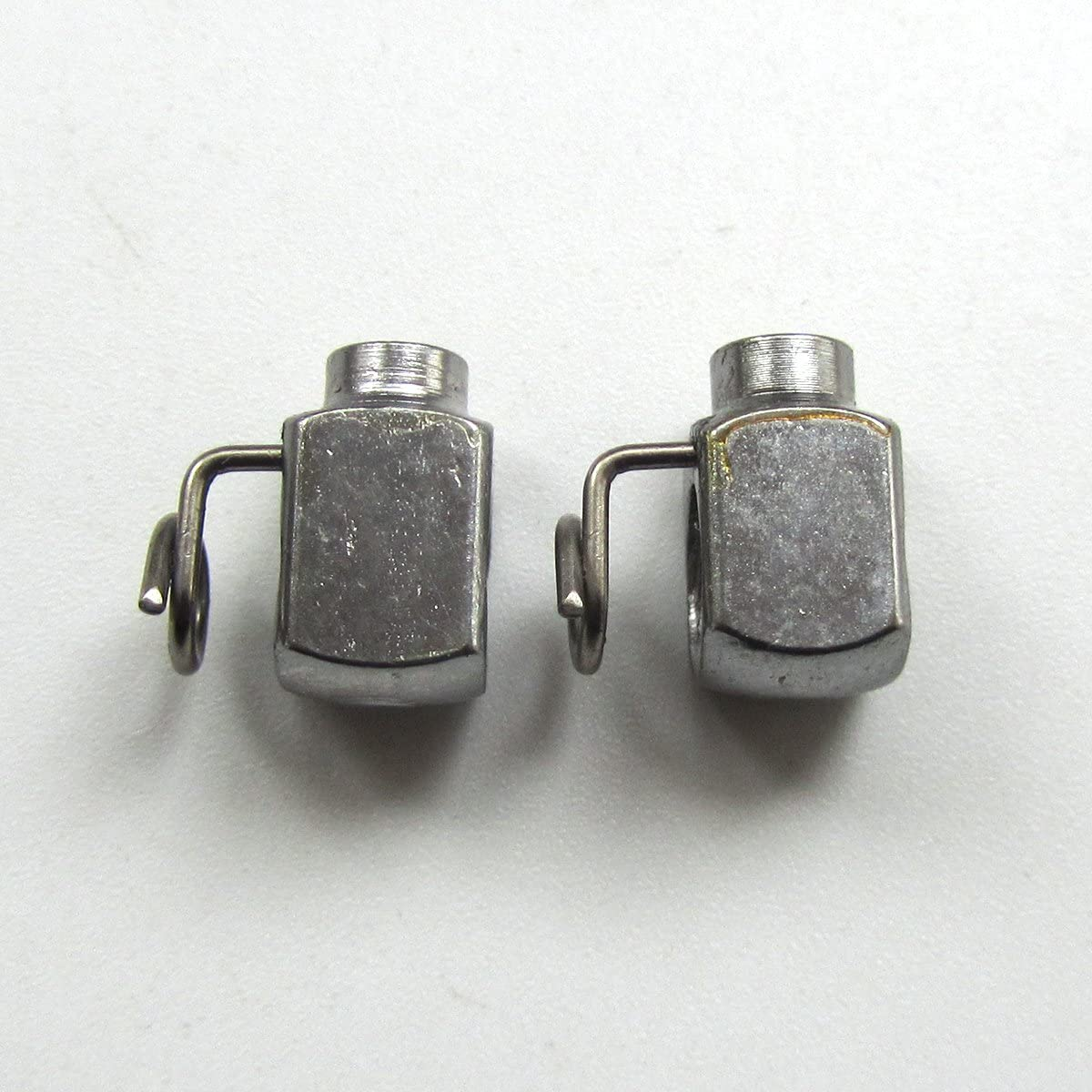 2 PCS NEEDLE CLAMP W//GUIDE # HT230670 FOR BARUDAN EMBROIDERY MACHINE