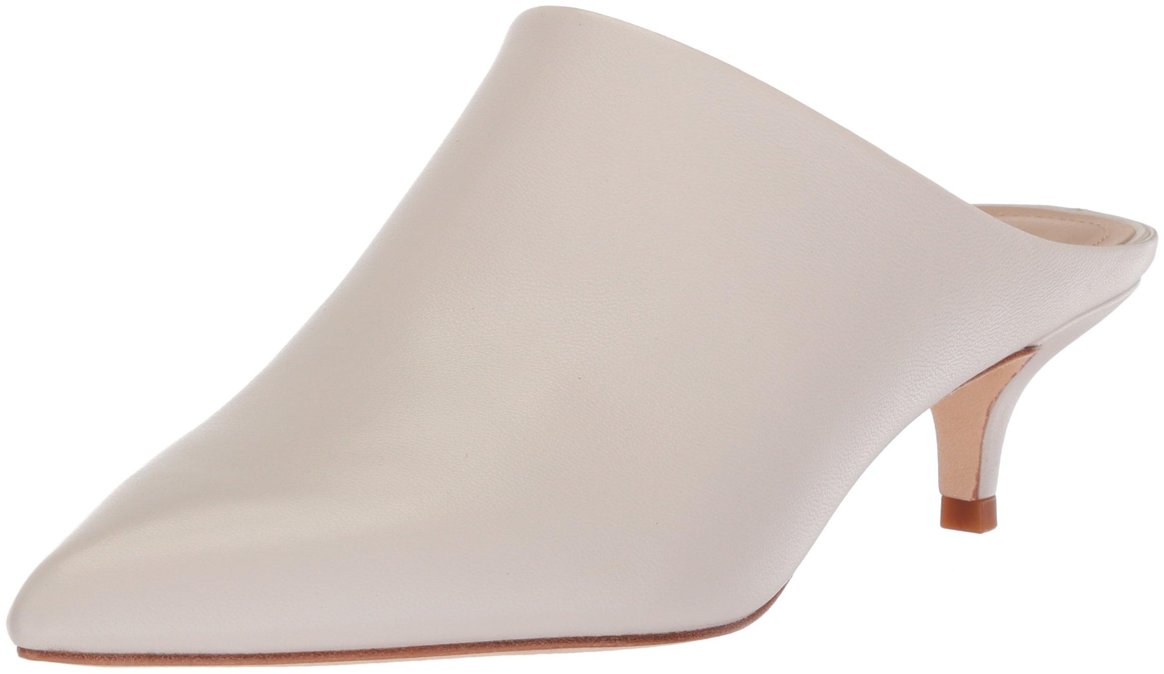Pour La Victoire Women's Korrine Ankle Boot, Ivory, 6.5 M US