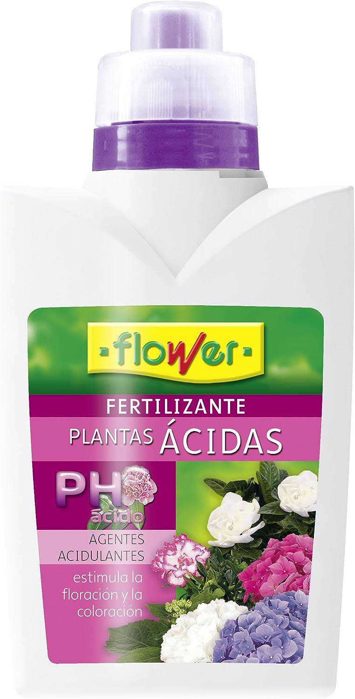 Flower 10544 10544-Abono líquido Plantas ácidas, 500 ml, No Aplica ...
