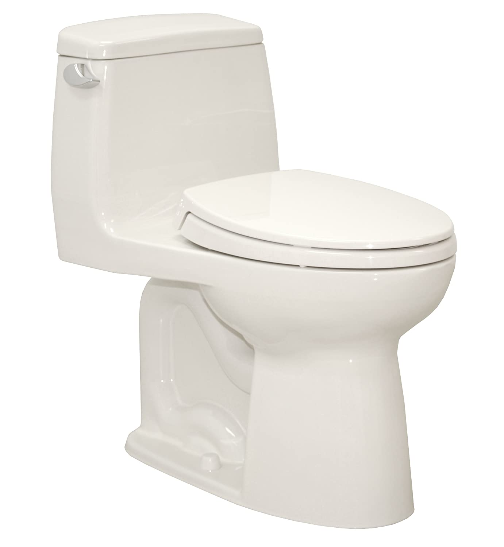 TOTO MS854114EL#12 Eco Ultramax ADA Elongated One Piece Toilet ...