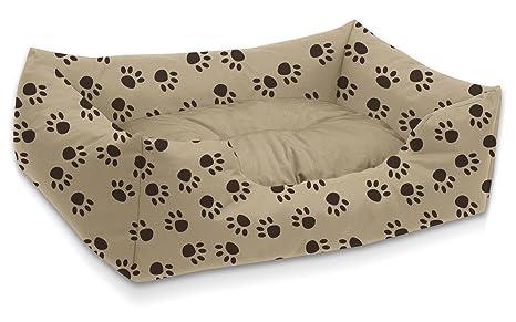 BedDog colchón para Perro Mimi S hasta XXXL, 26 Colores, Cama para Perro,