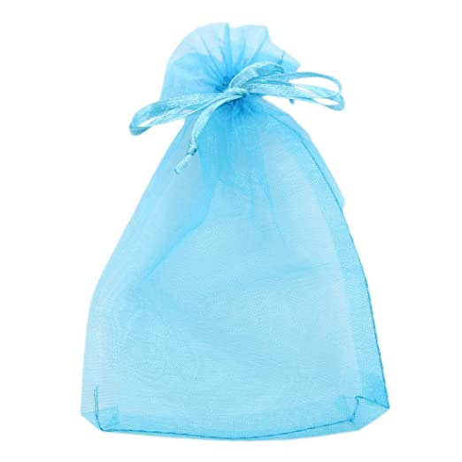 Gene eléctrico Cordón Organza boda caramelos bolsas de ...
