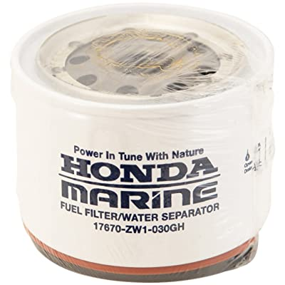 Honda 17670-ZW1-030GH Fuel Water Separator Filter: Automotive