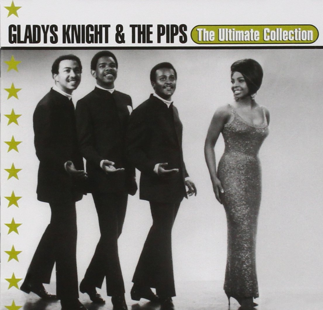 gladys the pips knight ultimate collection amazoncom music