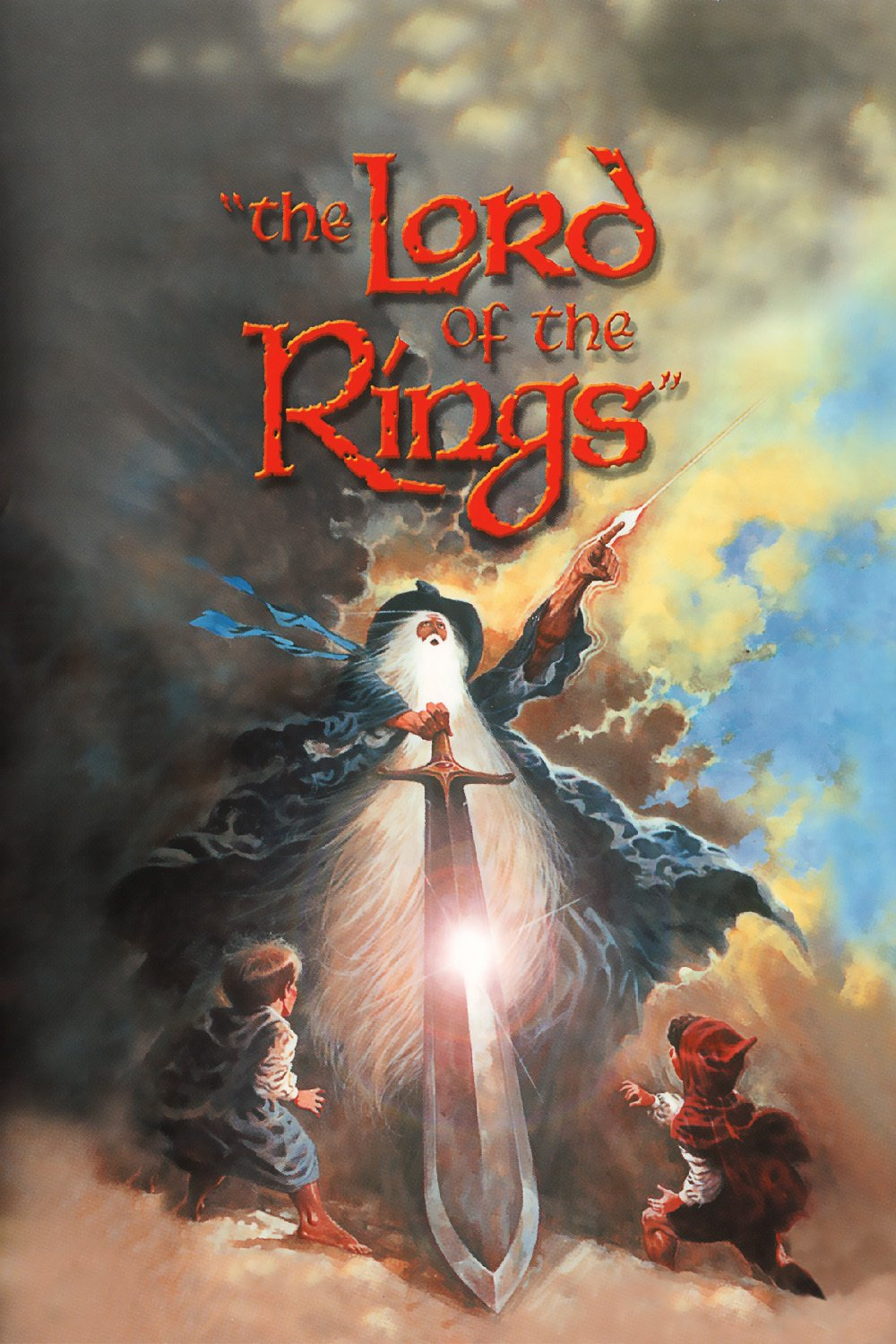 Amazon.com: The Lord of the Rings Animated Dvd 1978 Widescreen: Movies & TV