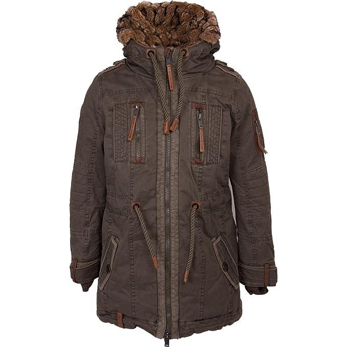 Naketano Jacket Last Don Mede oliv Men Outfit für Herren zum