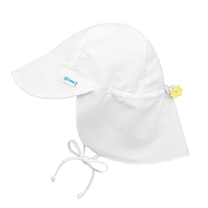 Amazon.com: i play. Baby Boys' Flap Sun Protection Swim Hat