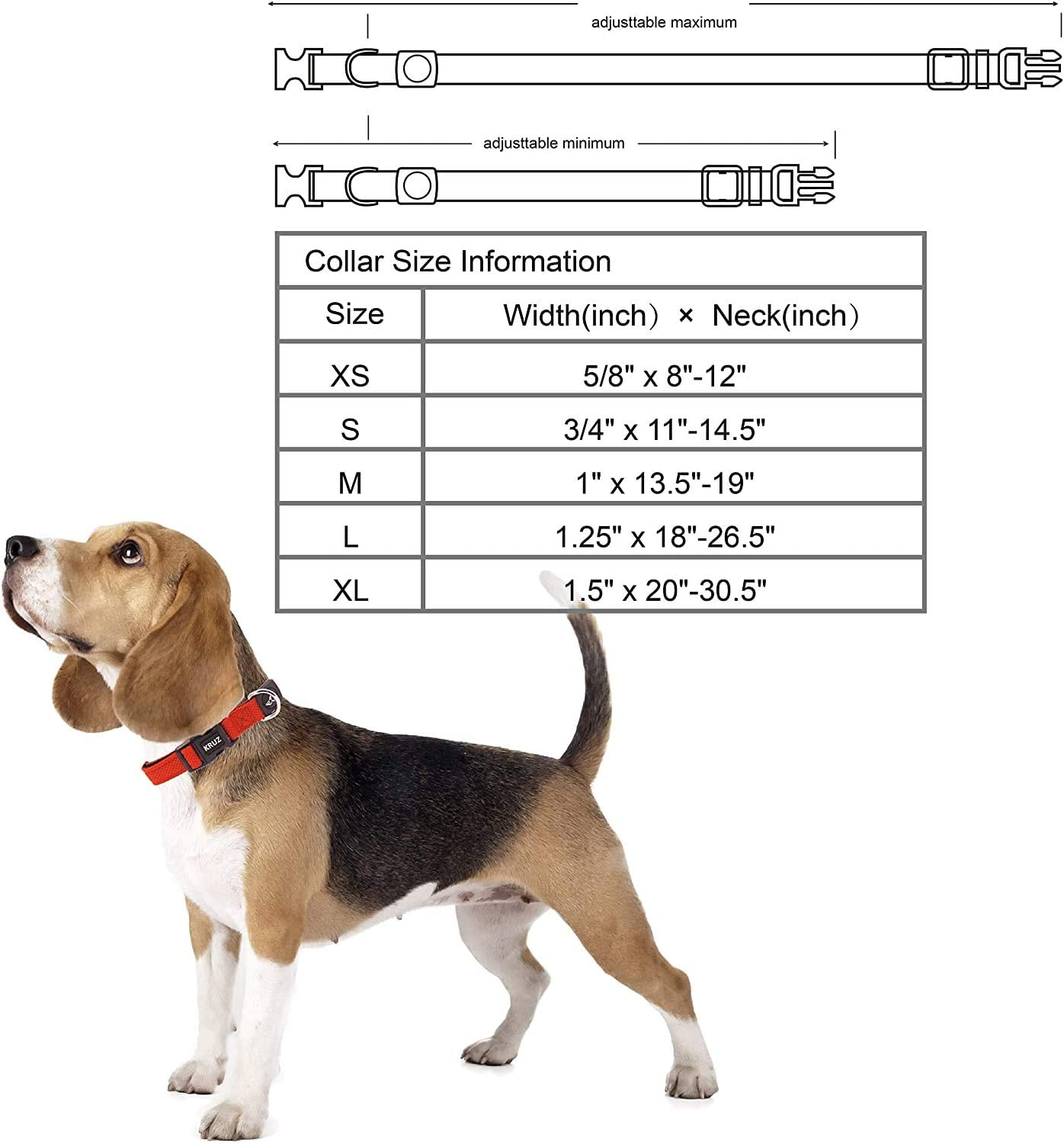 reflective design Suitable for small MYYXGS Dog chest strap collar medium and large dogs Preventing violent shocks Breathable mesh No neck Neck Oxford fabric XS