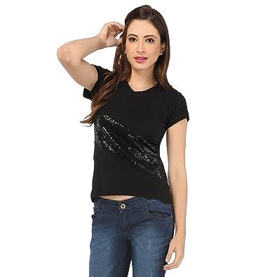 Pick Pocket Women's Black T Shirt