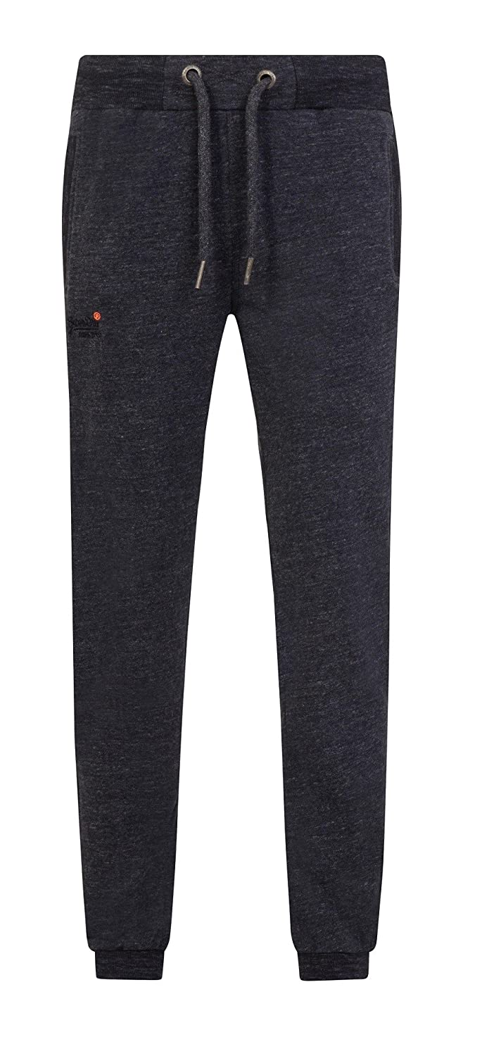 Superdry Herren Jogginghose Orange Label Lite Slim Jogger