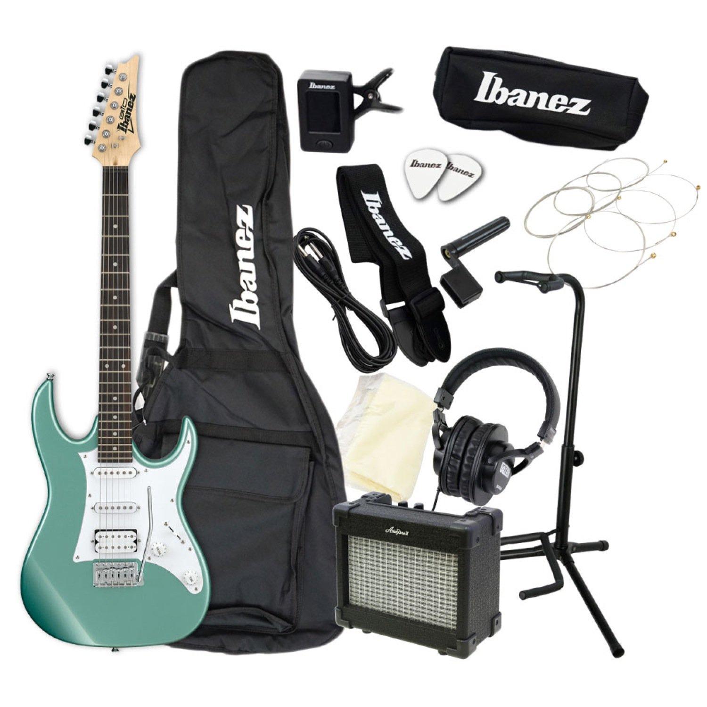 エレキギター 入門セット IBANEZ GRX40 MGN アクセサリーセット付き   B07F243BPD