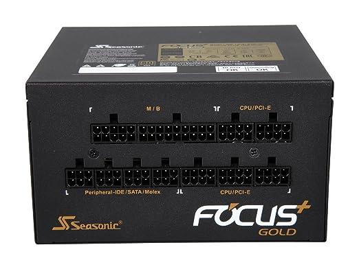 1000 Gold Alimentatore ATX Modulare da 1000W nero Seasonic FOCUS Seasonic 24514