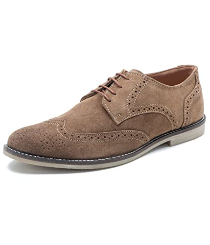 15741de996a88 Hardwork Men s Suede Leather Formal Shoes  Buy Online at Low Prices ...