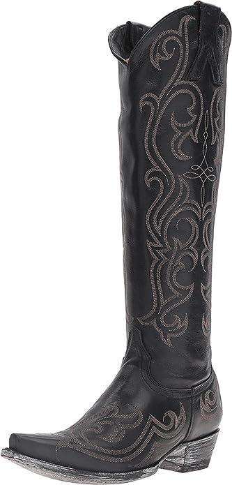 Old Gringo Women's Dolce Stitch Black Boot
