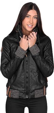 d4c0ecf10bf0 Naketano Blutwurstdurst Women Jacket  Amazon.de  Bekleidung