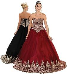 7de1750fca6 Layla K LK73 Quinceañera Ball Gown