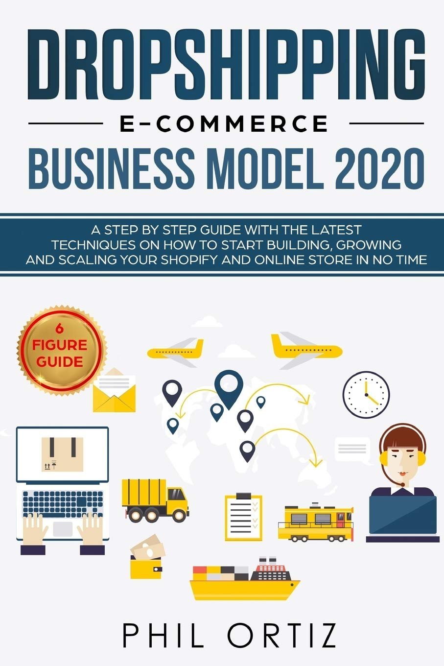 Dropshipping Commerce Business Model Step product image
