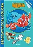 Alla ricerca di Nemo. Staccattacca e colora. Con adesivi. Ediz. illustrata