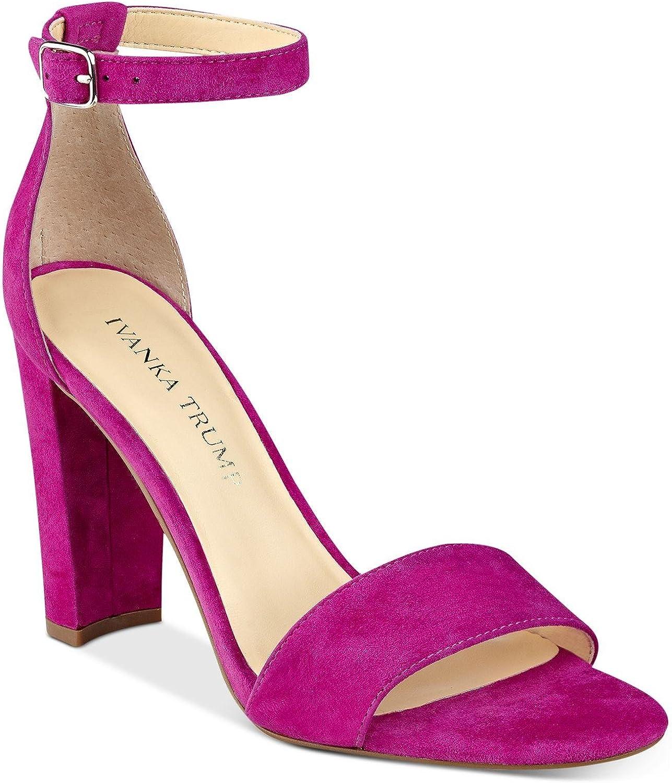 Ivanka Trump Emalyn Block-Heel Shoes