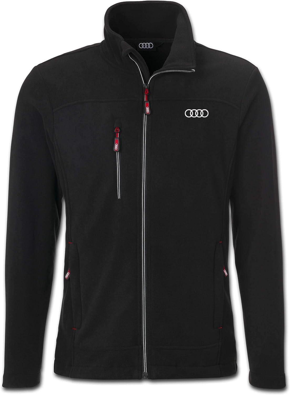 Chaqueta de Forro Polar para Hombre de Audi.: Amazon.es: Coche y moto