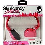 Skullcandy Lowrider 2.0 On-Ear Headphones with Mic - Pink