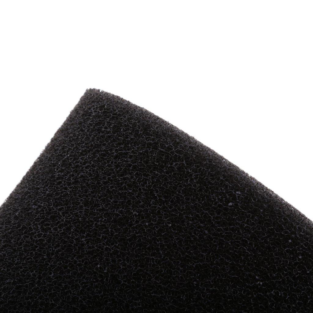 35mm Dolity Foam Air Filter For ATV Quad Pit Dirt Bike Motorcycle 90 110 125cc Black