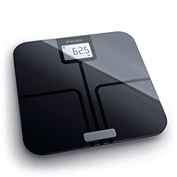 philips smart body analysis scale for bmi body fat and weight