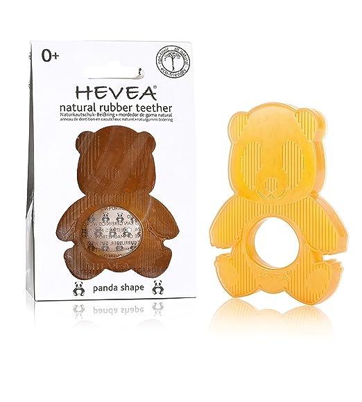 3c98f5dcf62924 Amazon.com   HEVEA Panda teether   Baby