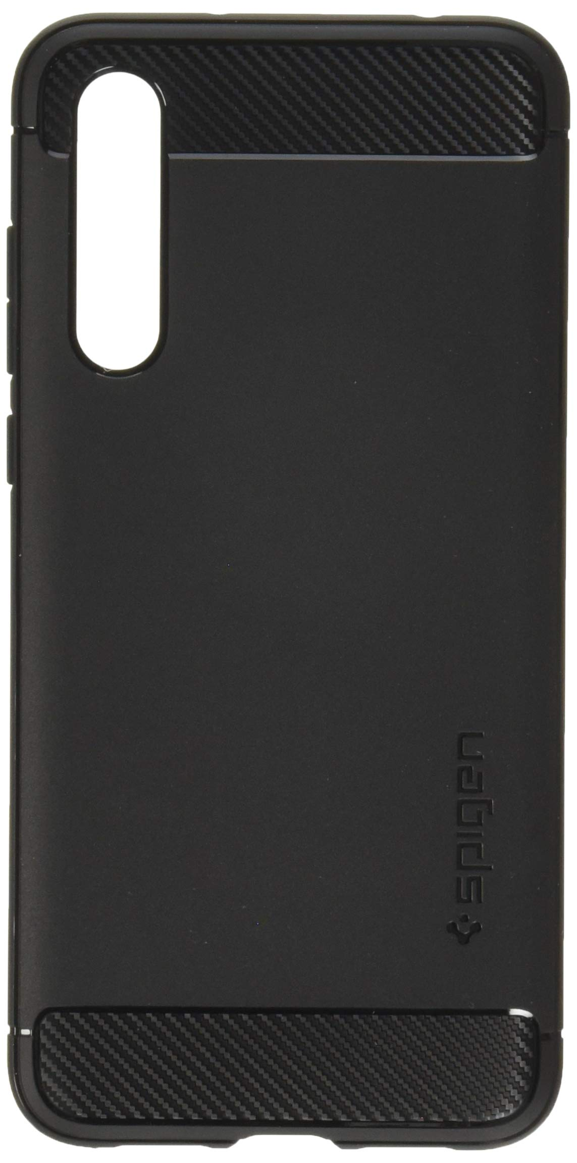 quality design 4c396 123f4 Spigen Huawei P20 PRO Rugged Armor cover/case - Black